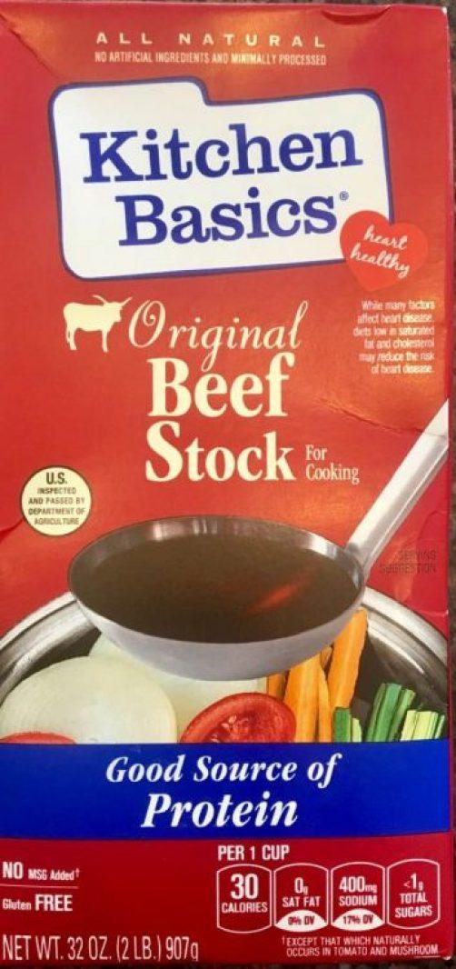 Beef Broth