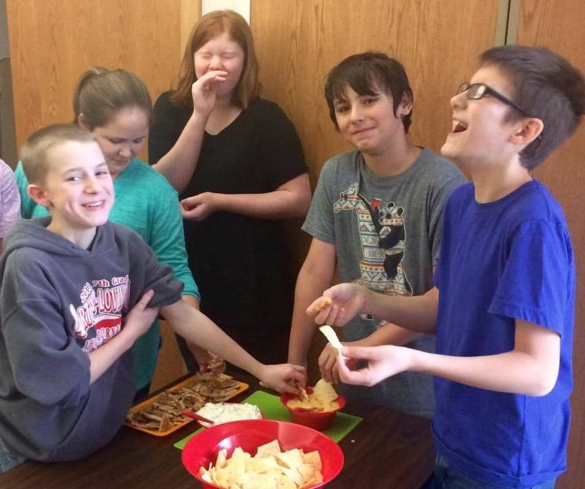 Teens Cook-Summer Boot Camp