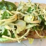 Grilled Caesar-Style Chicken Sandwich