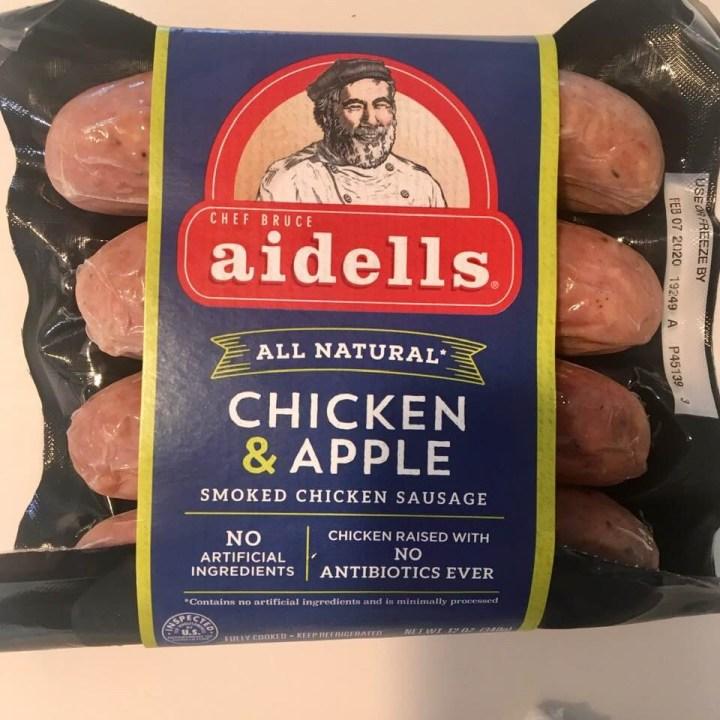 Aidells Chicken Sausage