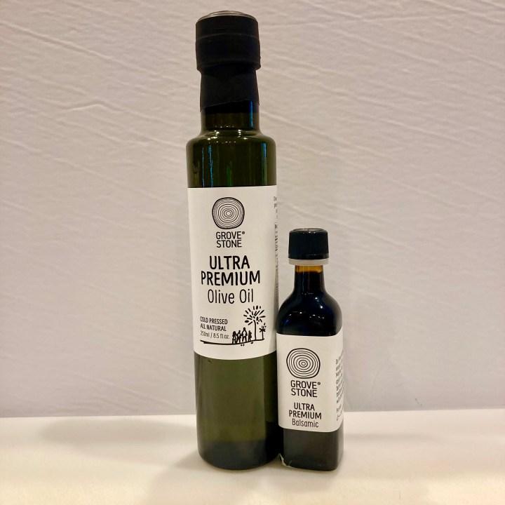 Grovestone Oil and Vinegar
