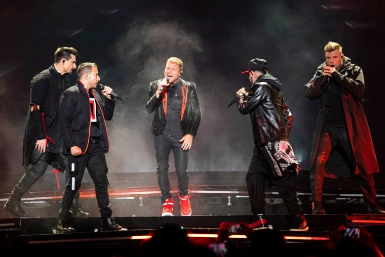 Jövőre, veletek, ugyanitt! – így nem lett nosztalgiazenekar a Backstreet Boys