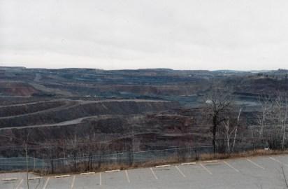 Hull Rust iron mine in 2012