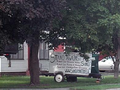 Stand Against Frac Sand http://www.sandpointtimes.com