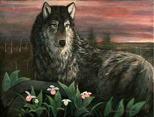 mn_wolf_painting