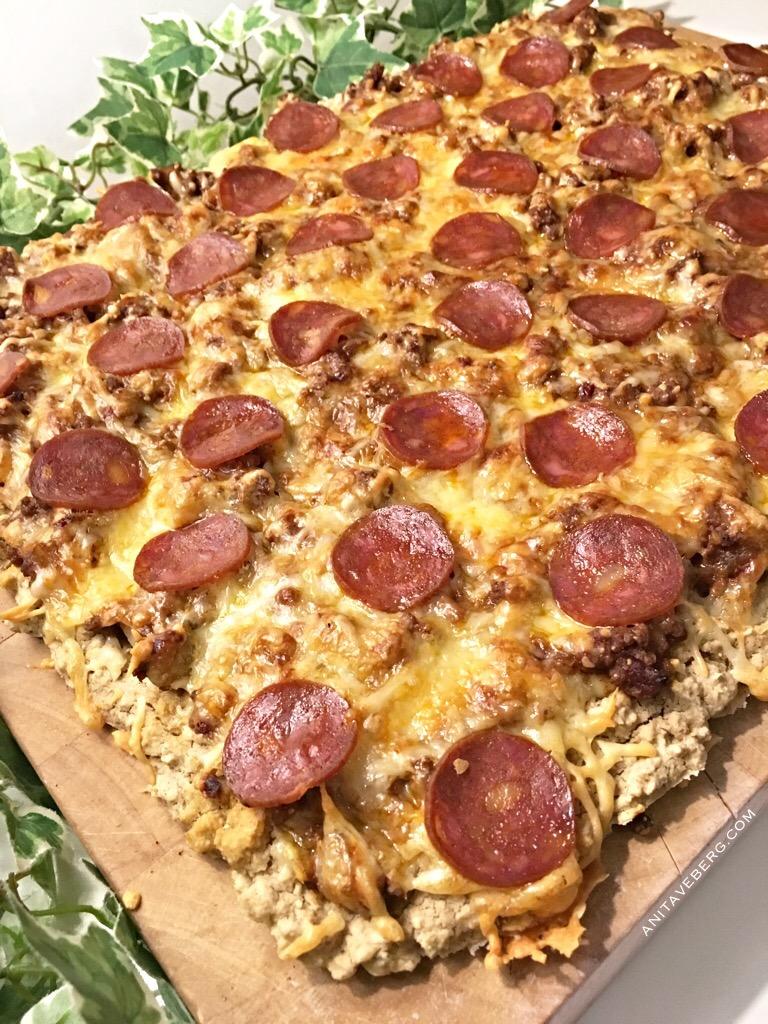 Sunn pizza!