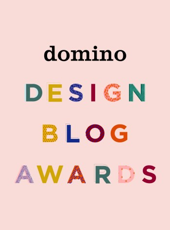 domino Design Blog Awards