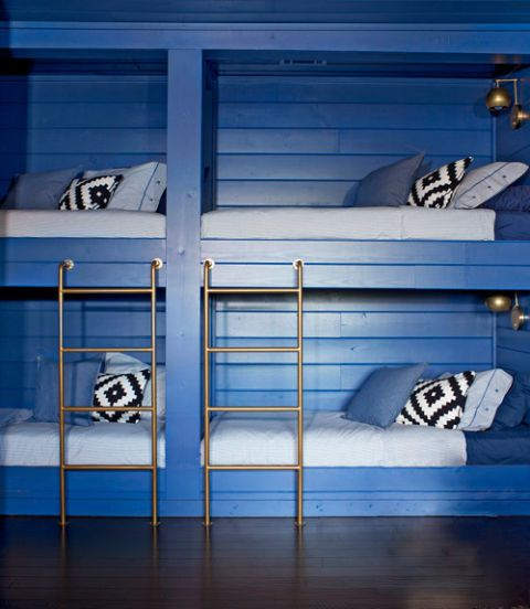 country living magazine Brian Patrick Flynn bunk beds