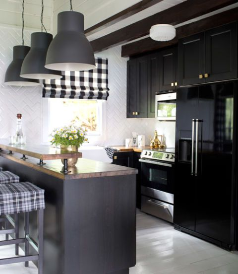 country living magazine Brian Patrick Flynn kitchen