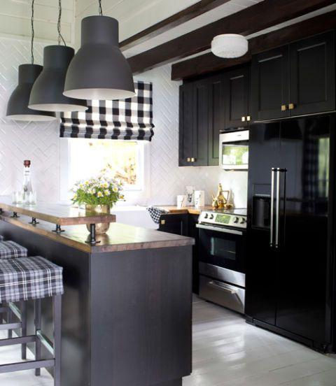 country living magazine Brian Patrick Flynn kitchen