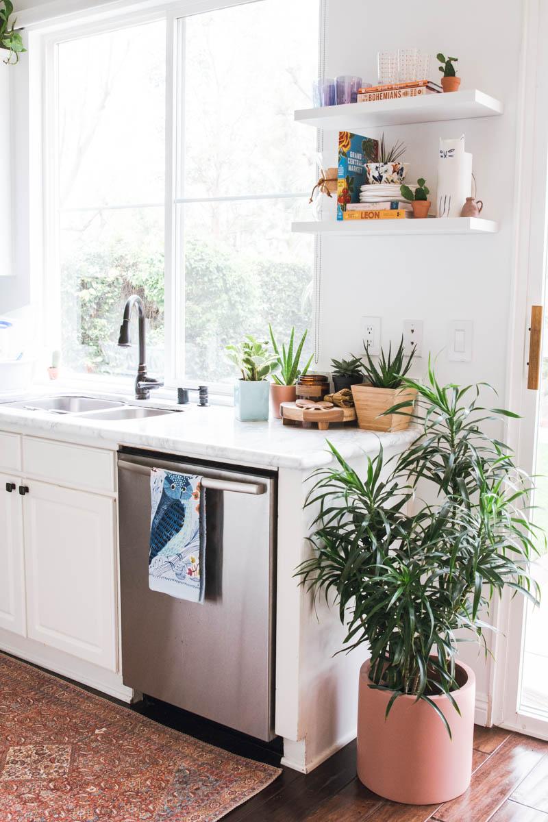 Spring time Kitchen Styling - Anita Yokota