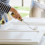DIY Secrets to Melamine Cabinets