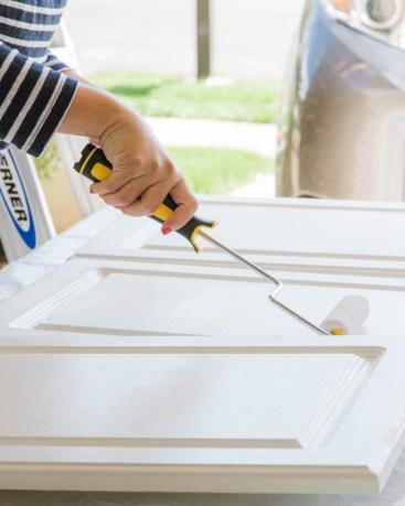 DIY Secrets to Melamine Cabinets