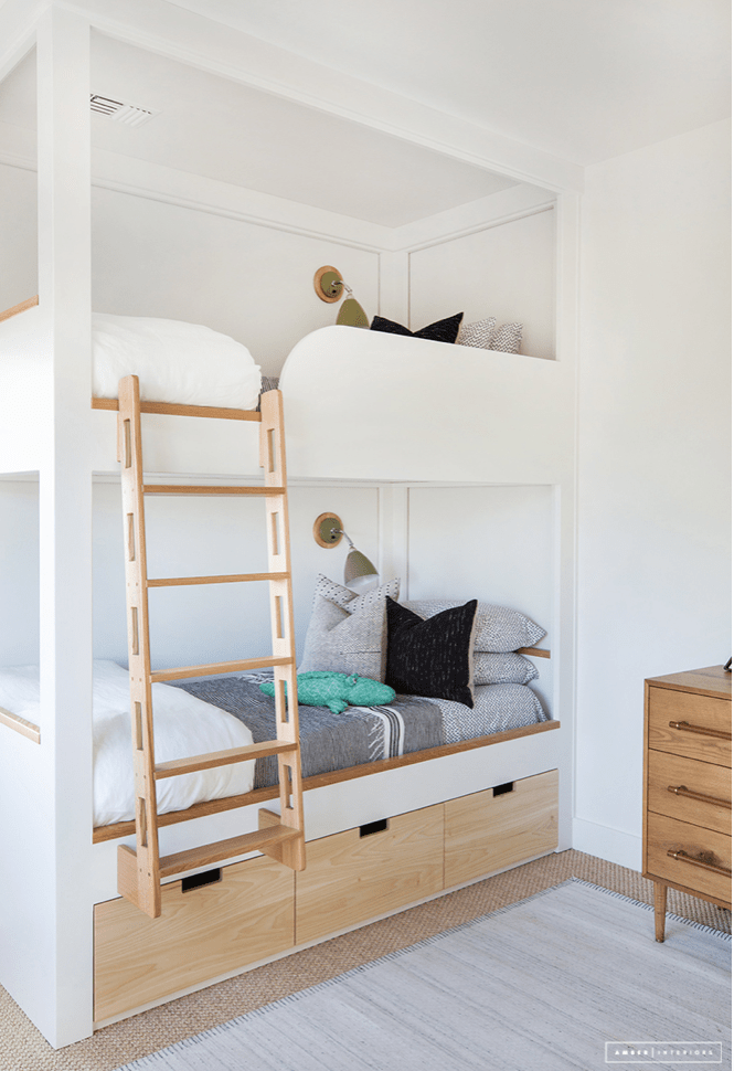 Bunk Bed Bedroom Inspiration Anita Yokota