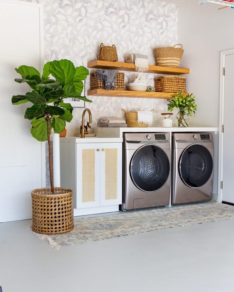 Getting Smart With Your Small Laundry Room Anita Yokota