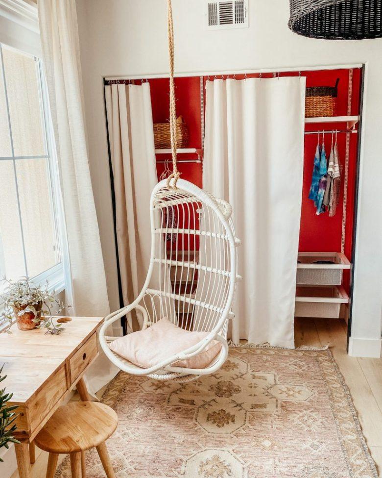 anitayokota.com Anita Yokota Method DIY drapery panel