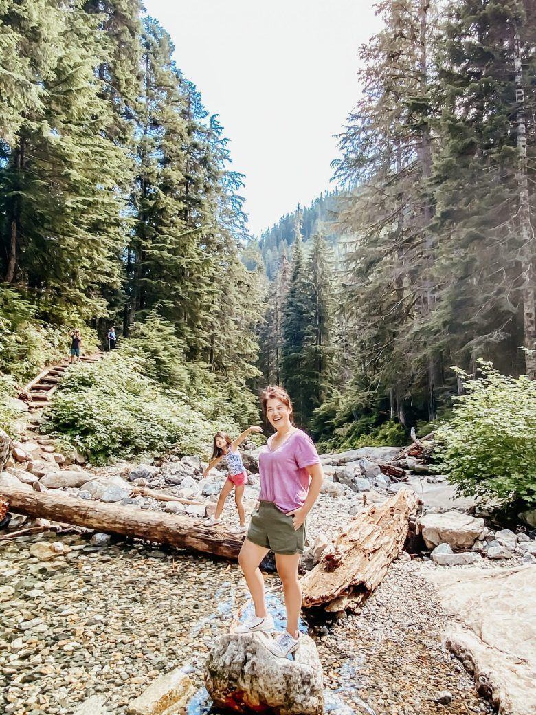 Finding precious balance in the PNW wilds