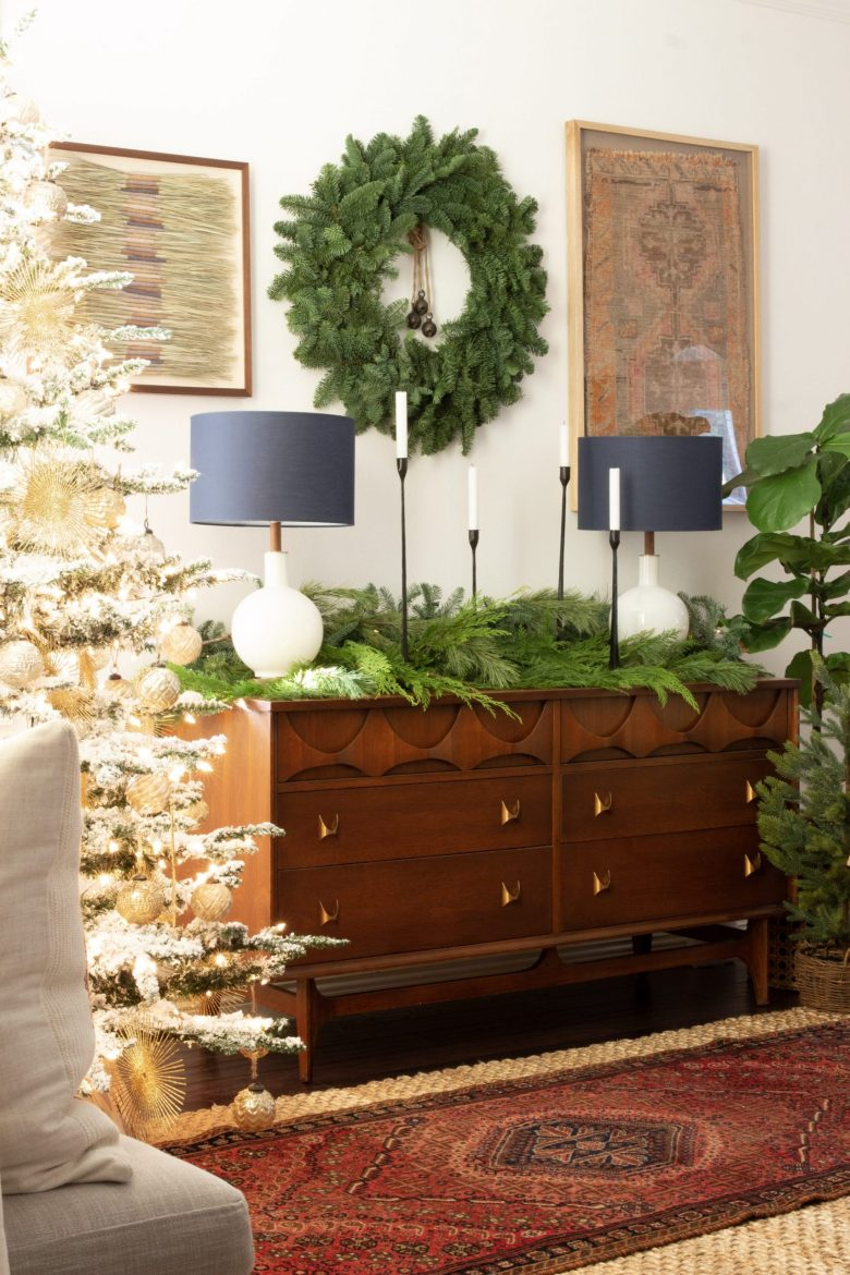 Wreaths make all the difference in setting a festive tone!