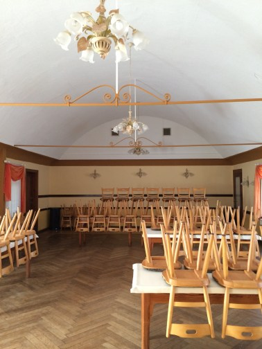 Festsaal Landgasthof Strosche
