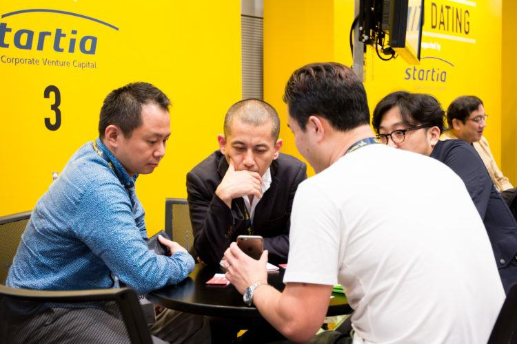 Tech in Asia Tokyo 2015 Speed Dating