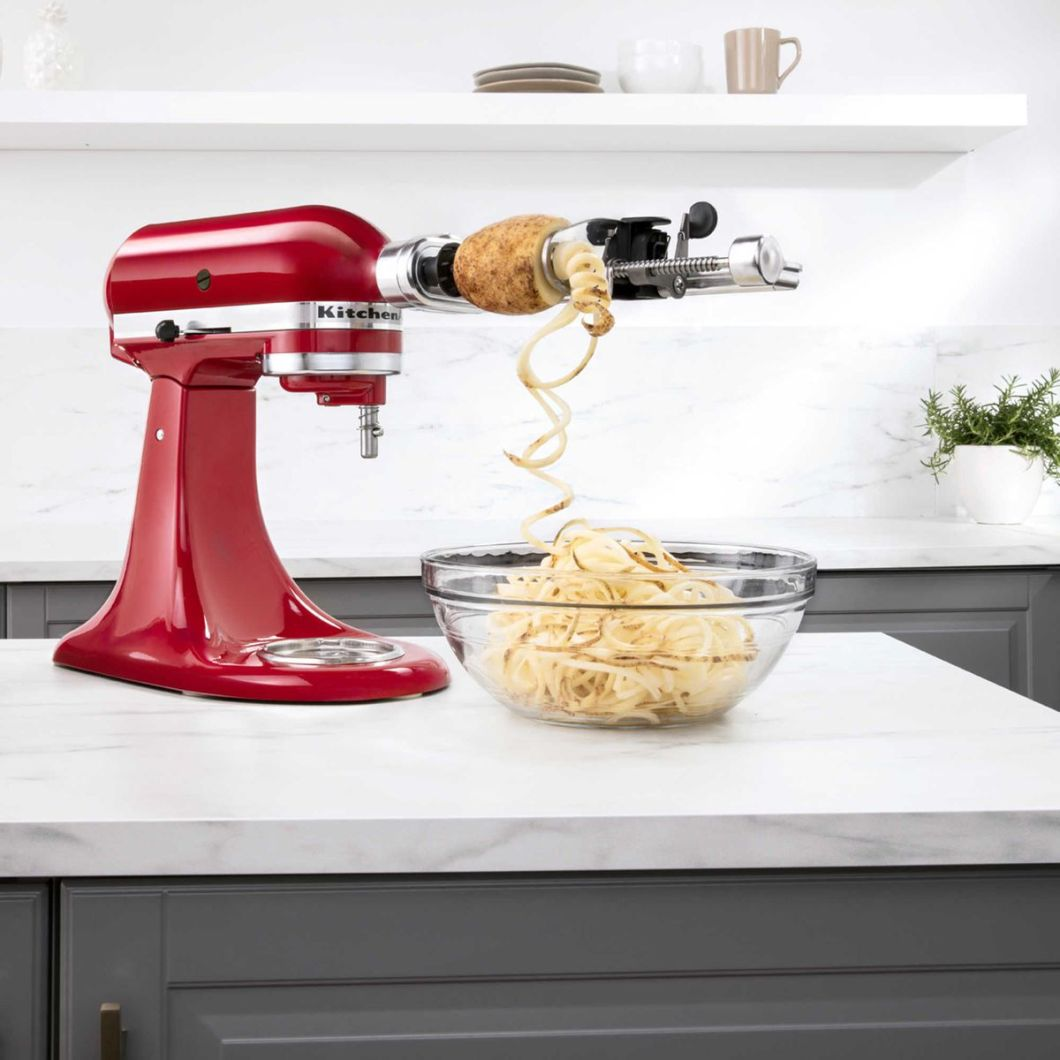 KitchenAid mixer attachments can replace almost any kitchen ...