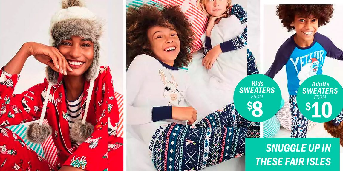 Old Navy Is Taking Up To 60 Off Sitewide Including Gift Ideas For