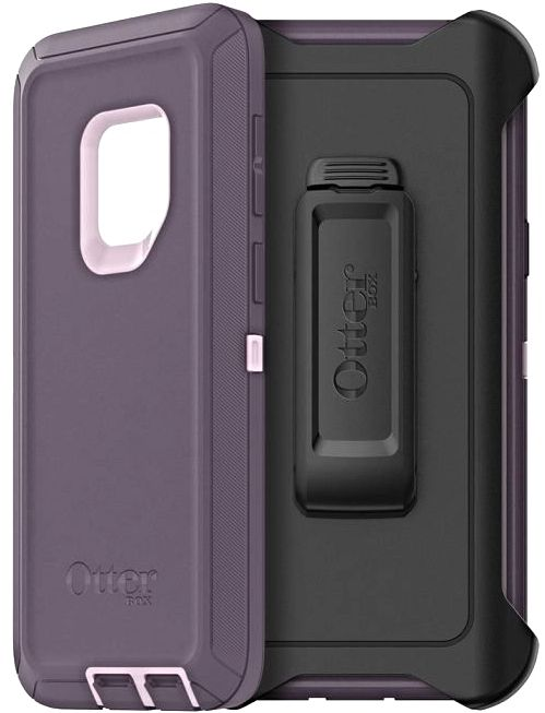A photo of the OtterBox Defender series for Samsung Galaxy S9