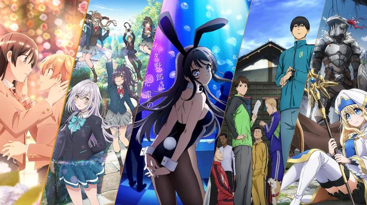 AniBitez Fall 2018 Anime