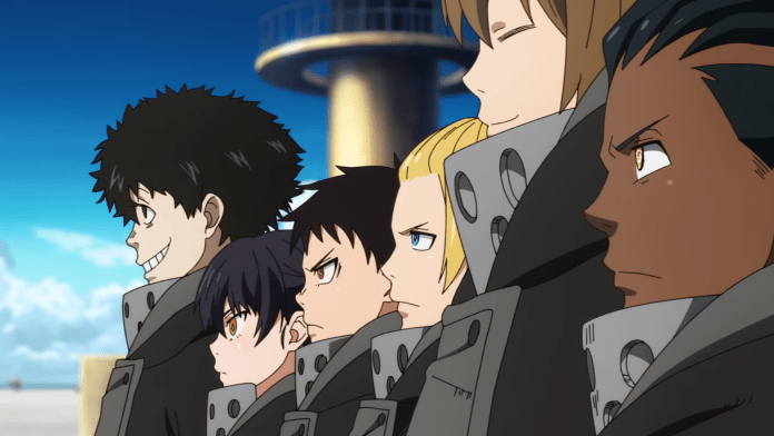FunimationCon to Premiere Fire Force Season 2, DECA-DENCE, and By ...