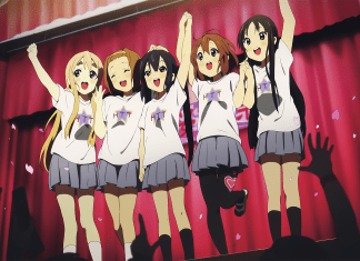 K-ON Wins Anime of the Decade
