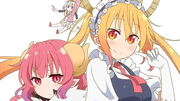 Miss Kobayashi's Dragon Maid Season 2 Release Date Set for July 2021