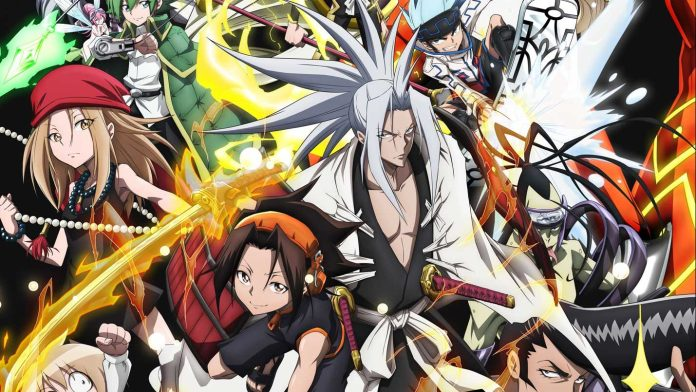 Shaman King 2021 Anime Reboot to Stream on Netflix