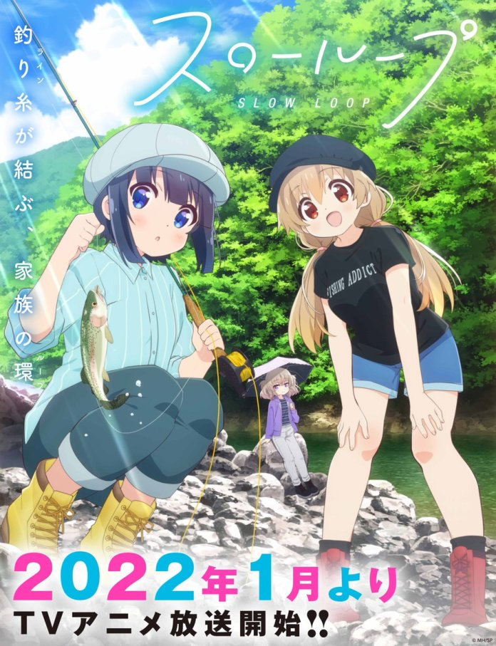 This image has an empty alt attribute; its file name is Slow-Loop-Anime-KV-2-786x1024.jpg