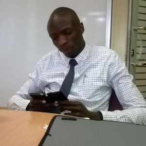 Dr. Humphrey Nyaroche
