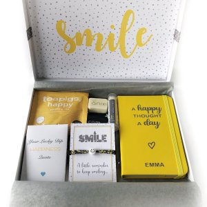 happiness letterbox gift