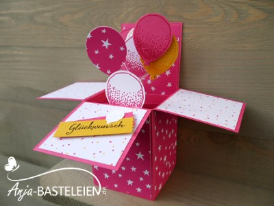 Card-In-A-Box - Partyballons #141196