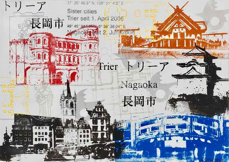 Städtepartnerschaft Trier-Nagaoka