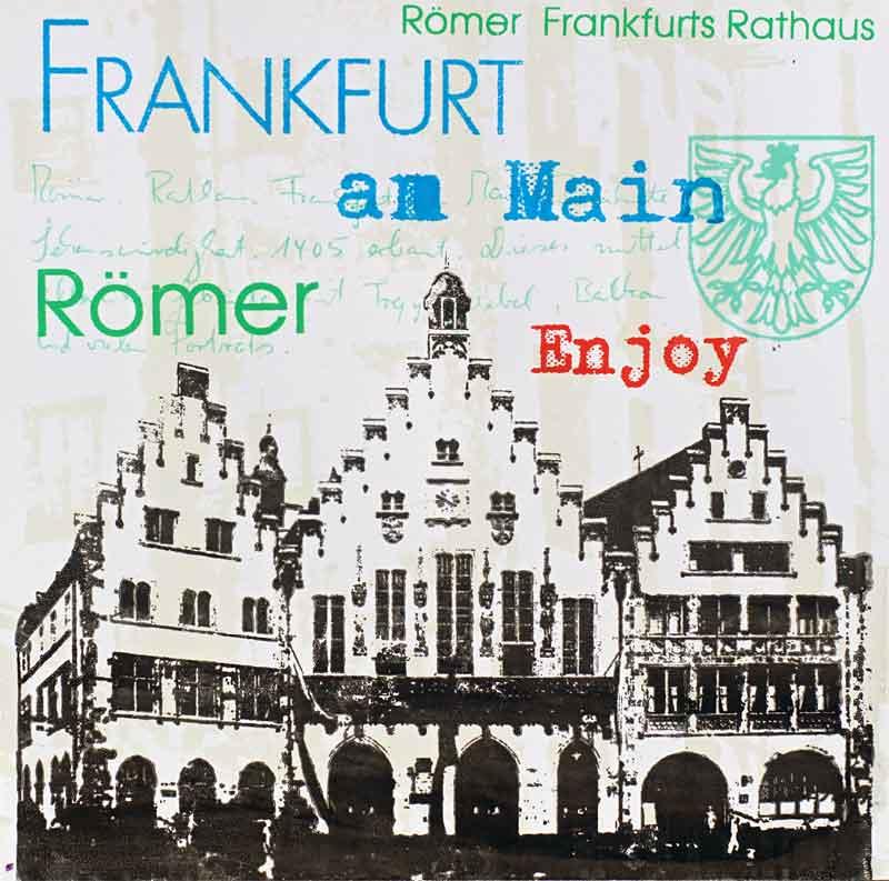 Frankfurt am Main Quadrat Römer