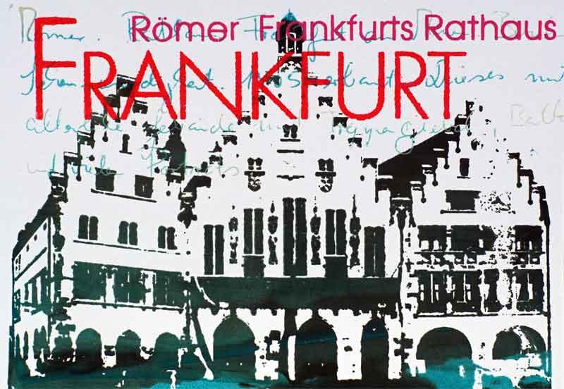 Frankfurt am Main Römer