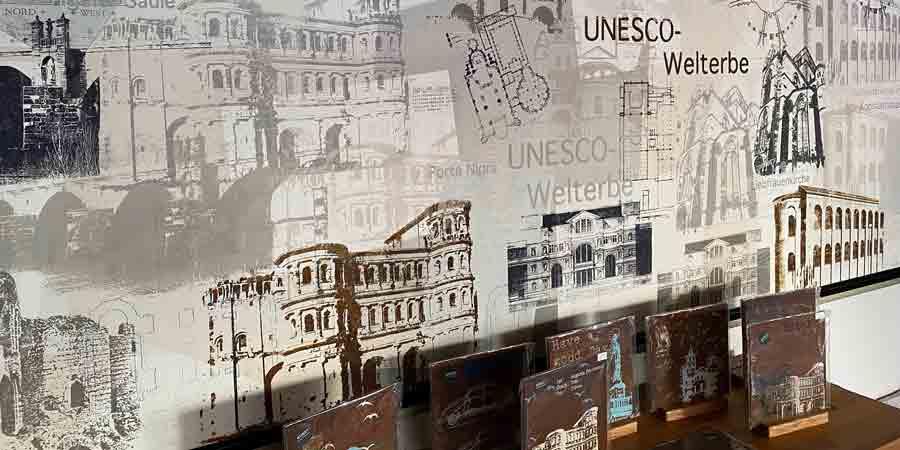 UNESCO Welterbe Trier und Igel