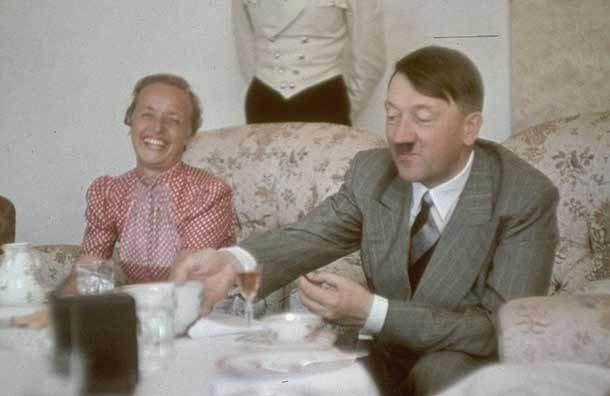 Tea With Hitler