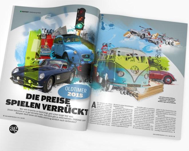 Aufmacher AutobildKlassik: Preise