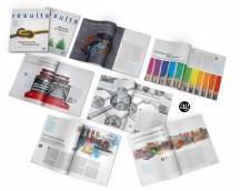 Kundenmagazin für eine deutsche Bank © Anja Giese Kontakt: mail@anjagiese.de