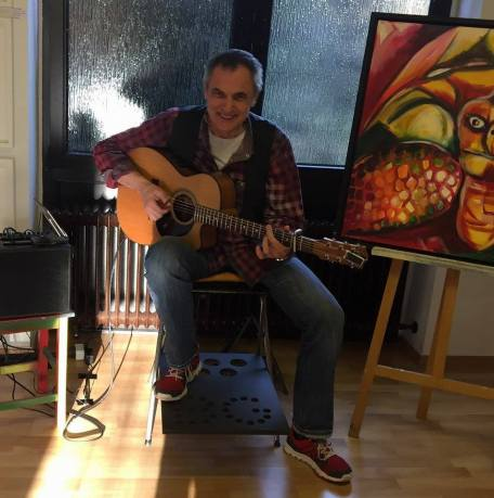 Eindrücke Vernissage der Ausstellung KUNST IN PRAXIS 2017