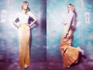 Photo: Konstantin Driess | Client: 3Zehn Fashion Lounge | Model: Nadja Schwarz | H&M: Anja Kieselbach