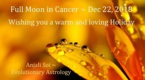 Full moon Cancer