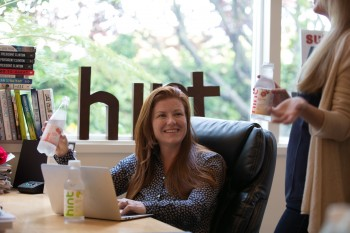 Interview with Founder of Hint Water: aha moment, healthy living, and mompreneur tips