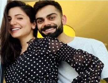 Virat Kohli Became The Father Of Cute Baby