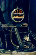 Back stop light of an old car... haha! =D