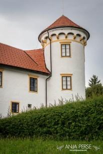 Tower of Bogenšperk castle